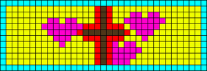 Alpha pattern #85920