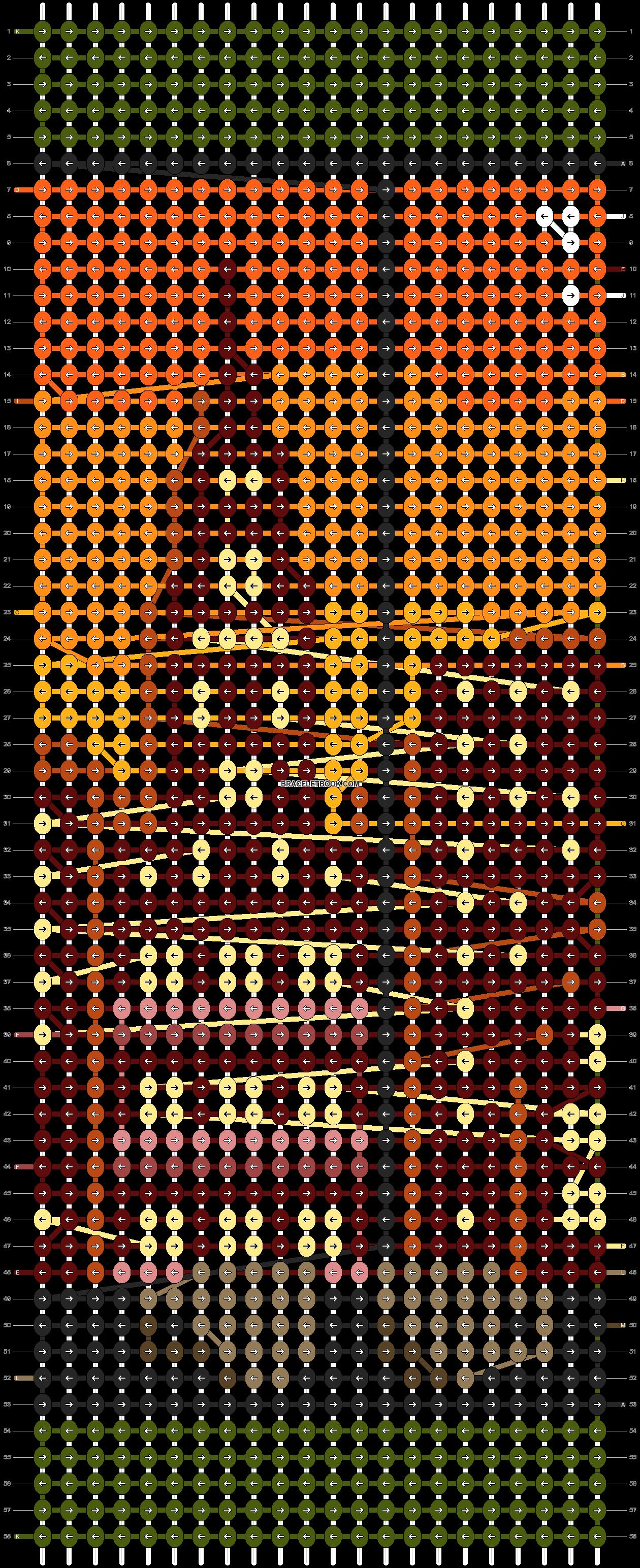 Alpha pattern #85924 pattern
