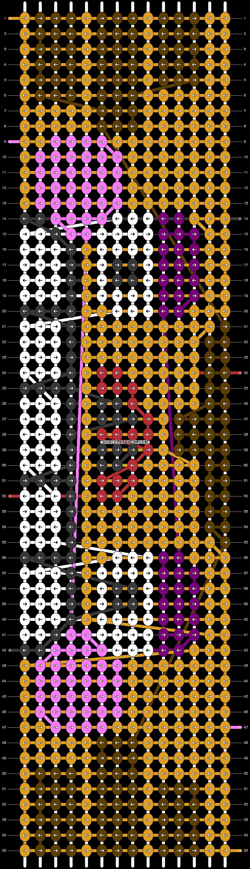 Alpha pattern #85926 pattern