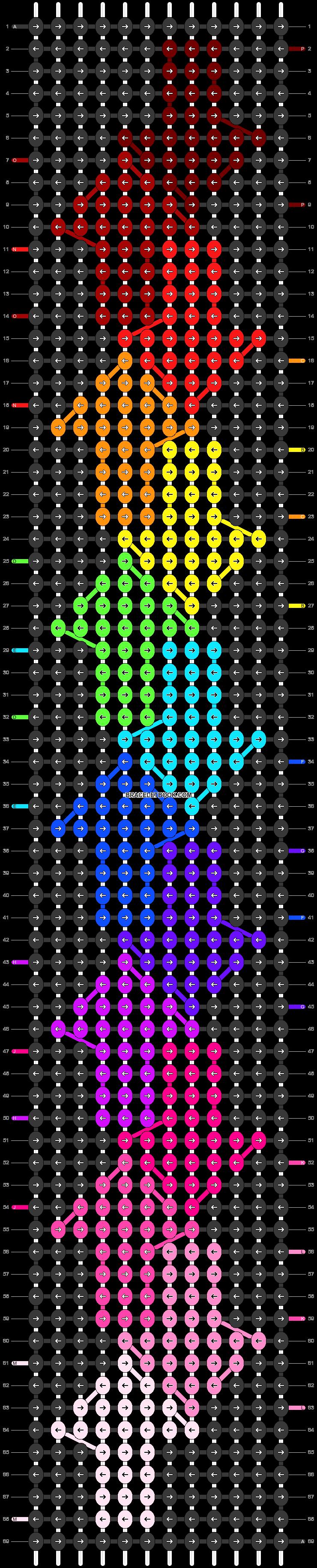Alpha pattern #85935 pattern