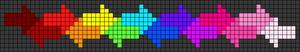 Alpha pattern #85935