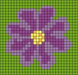 Alpha pattern #85936