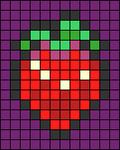 Alpha pattern #85938