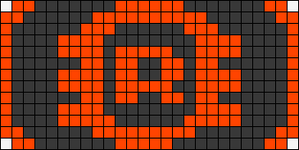 Alpha pattern #85945