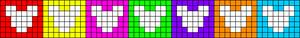 Alpha pattern #85953