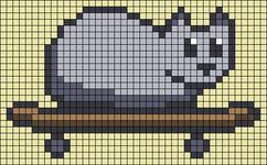 Alpha pattern #85956