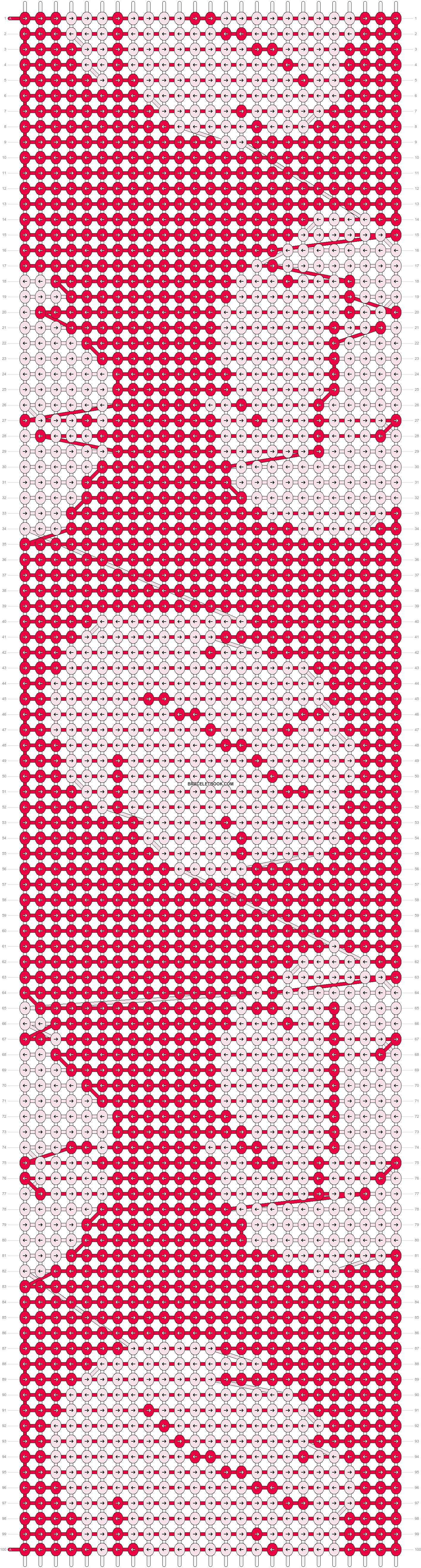 Alpha pattern #85970 pattern