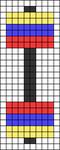 Alpha pattern #85979