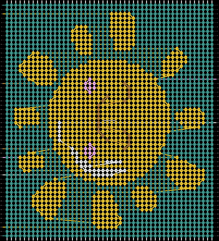 Alpha pattern #85983 pattern