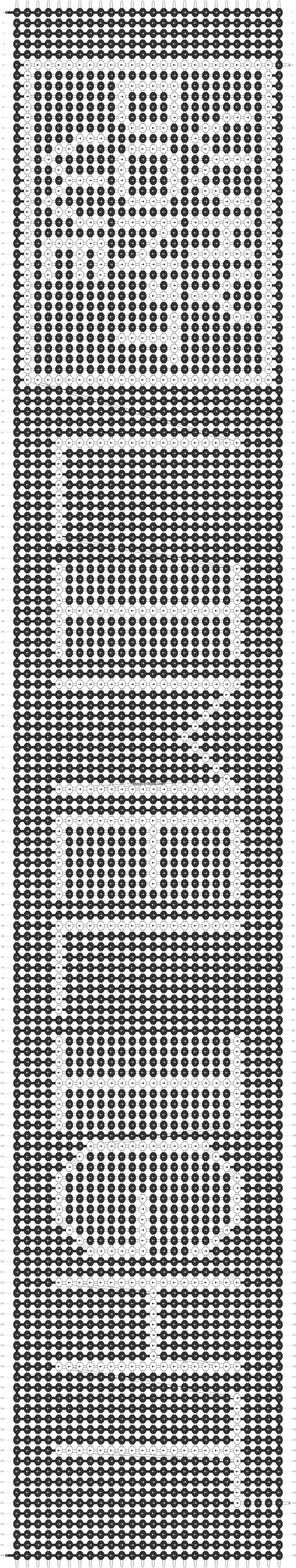 Alpha pattern #85986 pattern