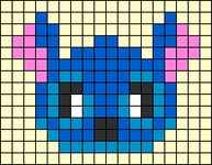 Alpha pattern #85988