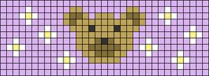 Alpha pattern #85990