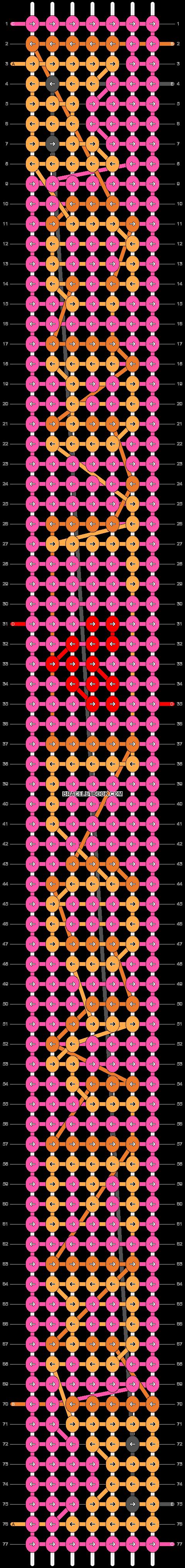 Alpha pattern #85999 pattern