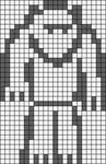 Alpha pattern #86037
