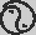 Alpha pattern #86038