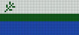 Alpha pattern #86057