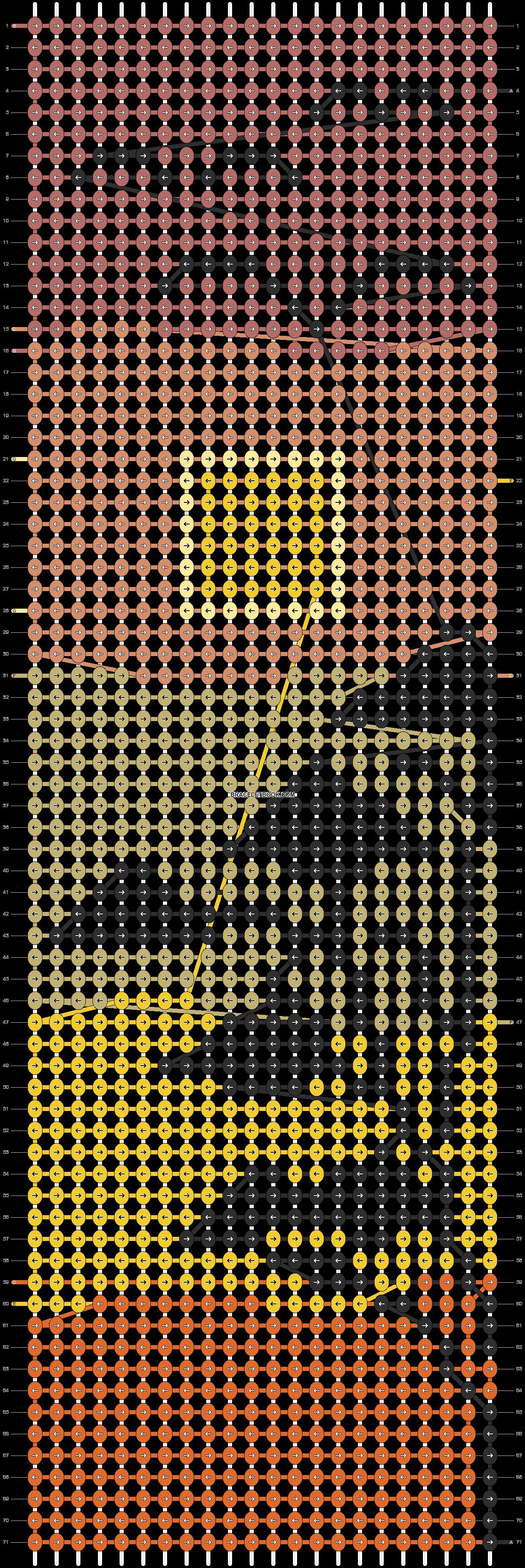 Alpha pattern #86060 pattern