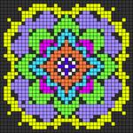 Alpha pattern #86081