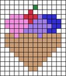 Alpha pattern #86110
