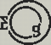 Alpha pattern #86116