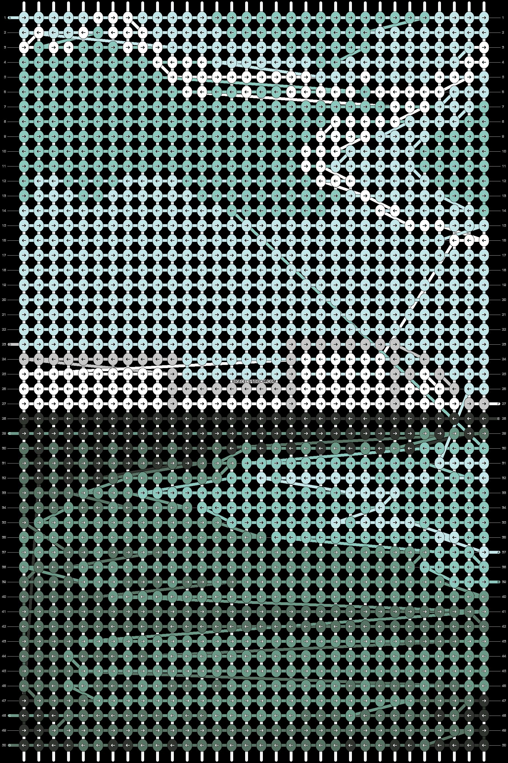 Alpha pattern #86145 pattern