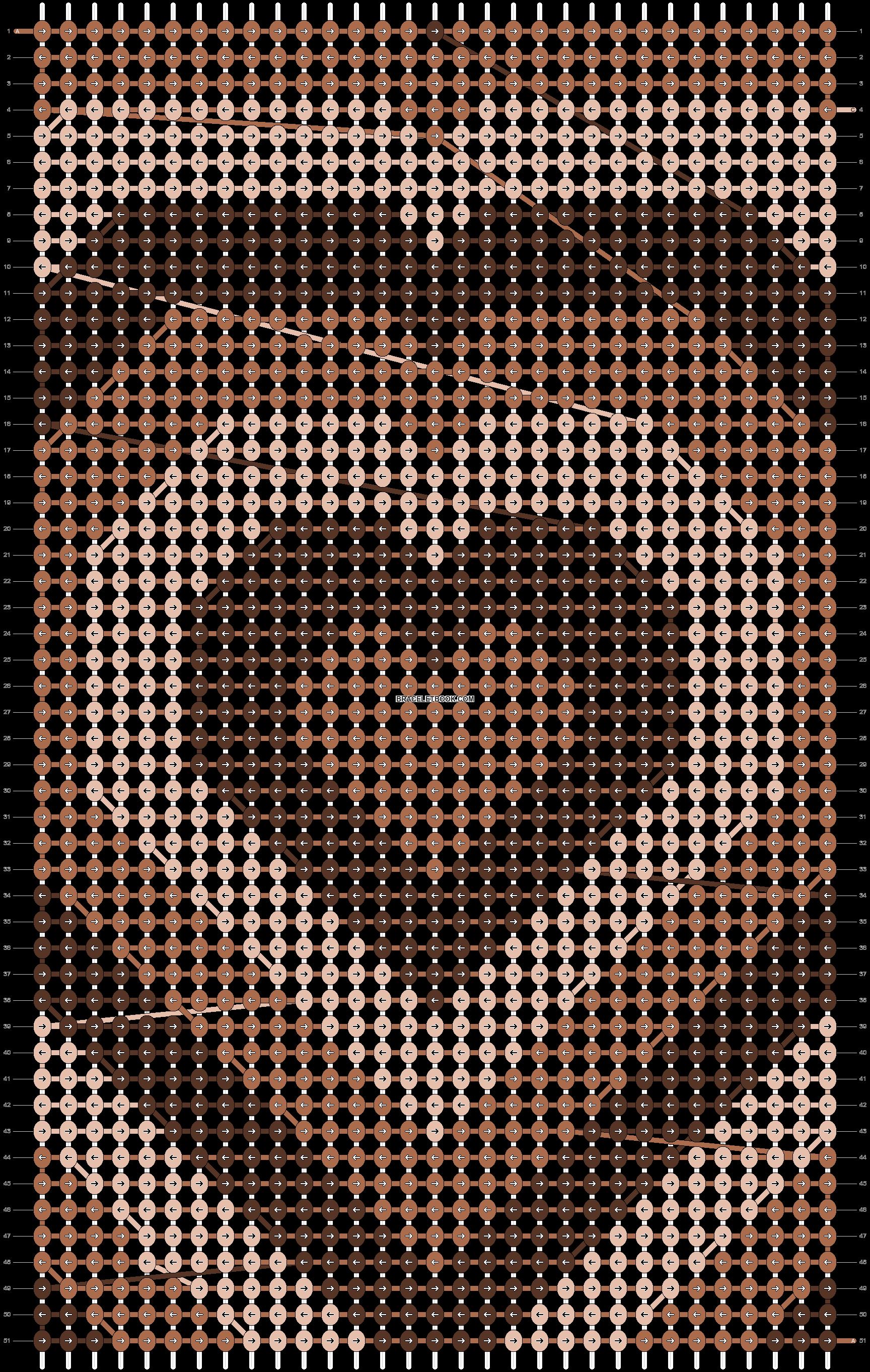Alpha pattern #86152 pattern
