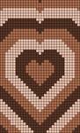 Alpha pattern #86152