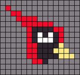 Alpha pattern #86153