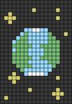 Alpha pattern #86156