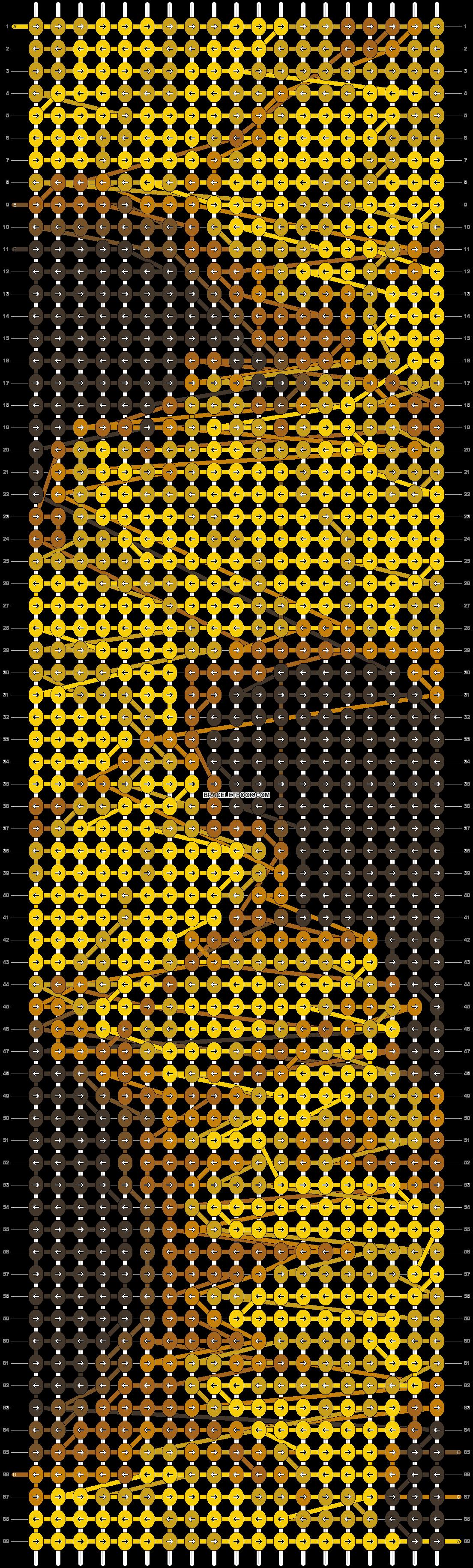Alpha pattern #86215 pattern