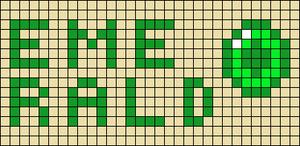 Alpha pattern #86217