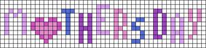Alpha pattern #86227