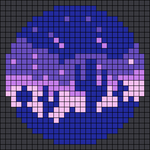 Alpha pattern #86236