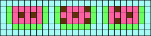 Alpha pattern #86237
