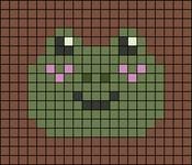 Alpha pattern #86246