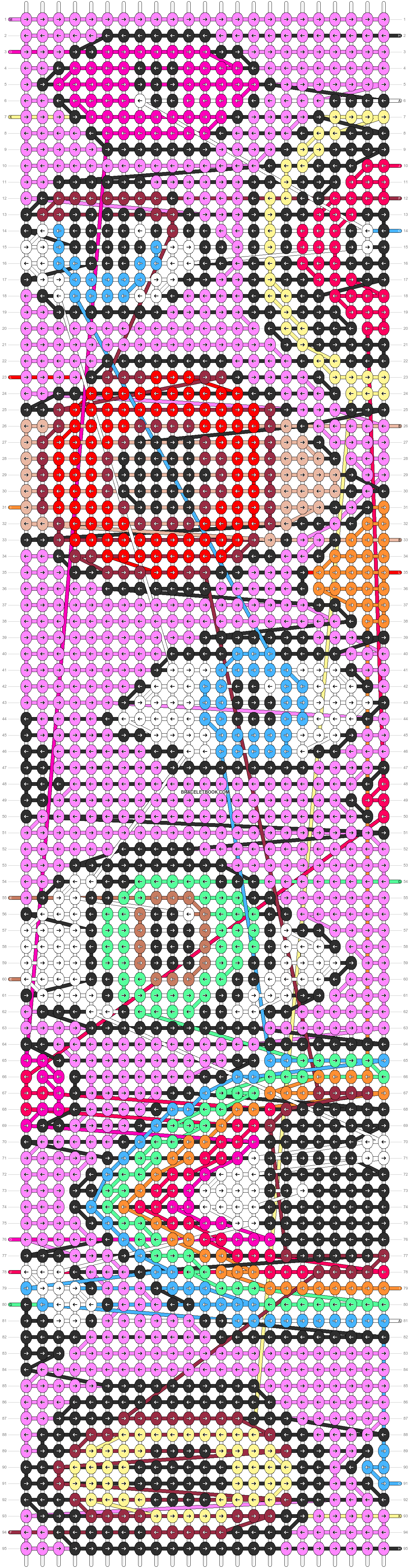 Alpha pattern #86259 pattern