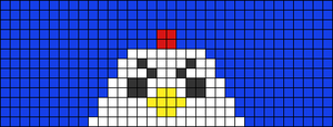 Alpha pattern #86263