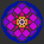 Alpha pattern #86265