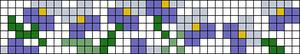 Alpha pattern #86266