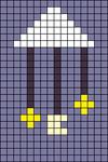 Alpha pattern #86281