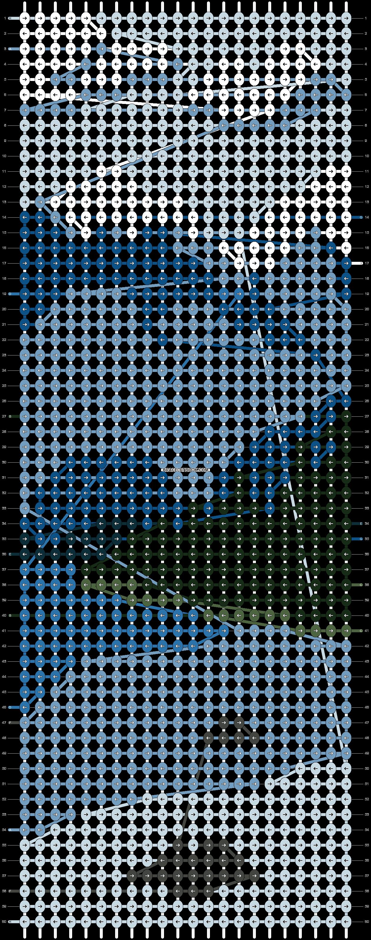Alpha pattern #86292 pattern