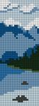 Alpha pattern #86292