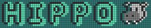 Alpha pattern #86294