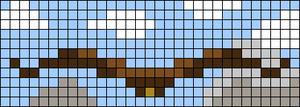 Alpha pattern #86315