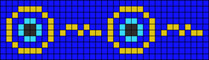Alpha pattern #86330