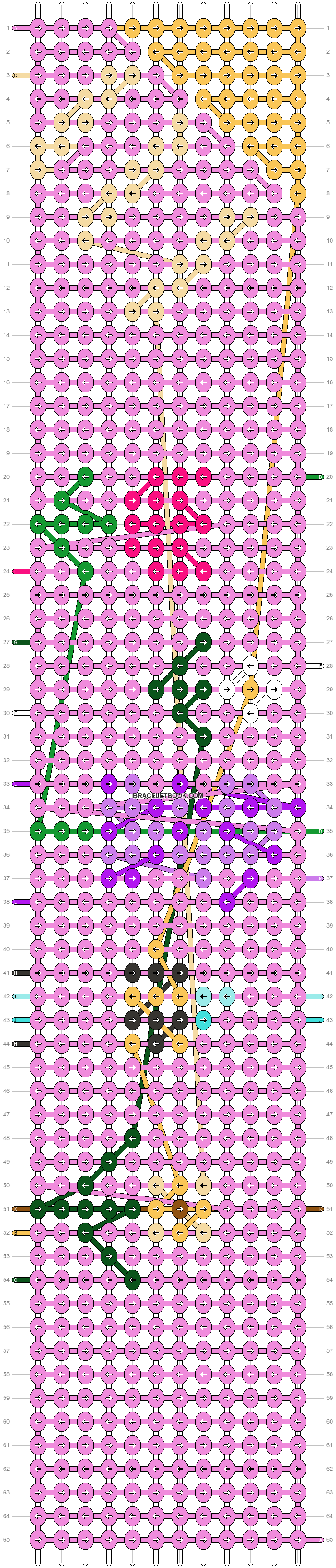 Alpha pattern #86341 pattern