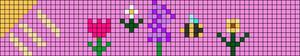 Alpha pattern #86341