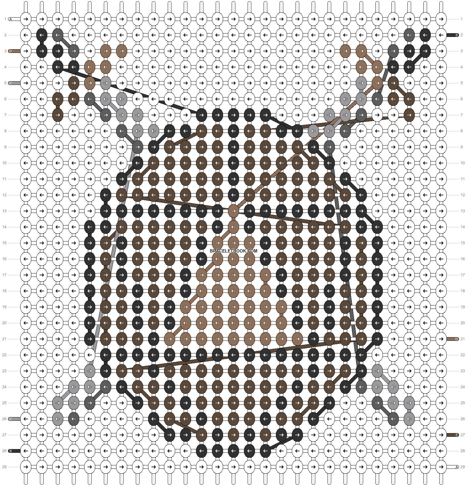 Alpha pattern #86352 pattern