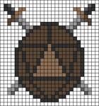 Alpha pattern #86352