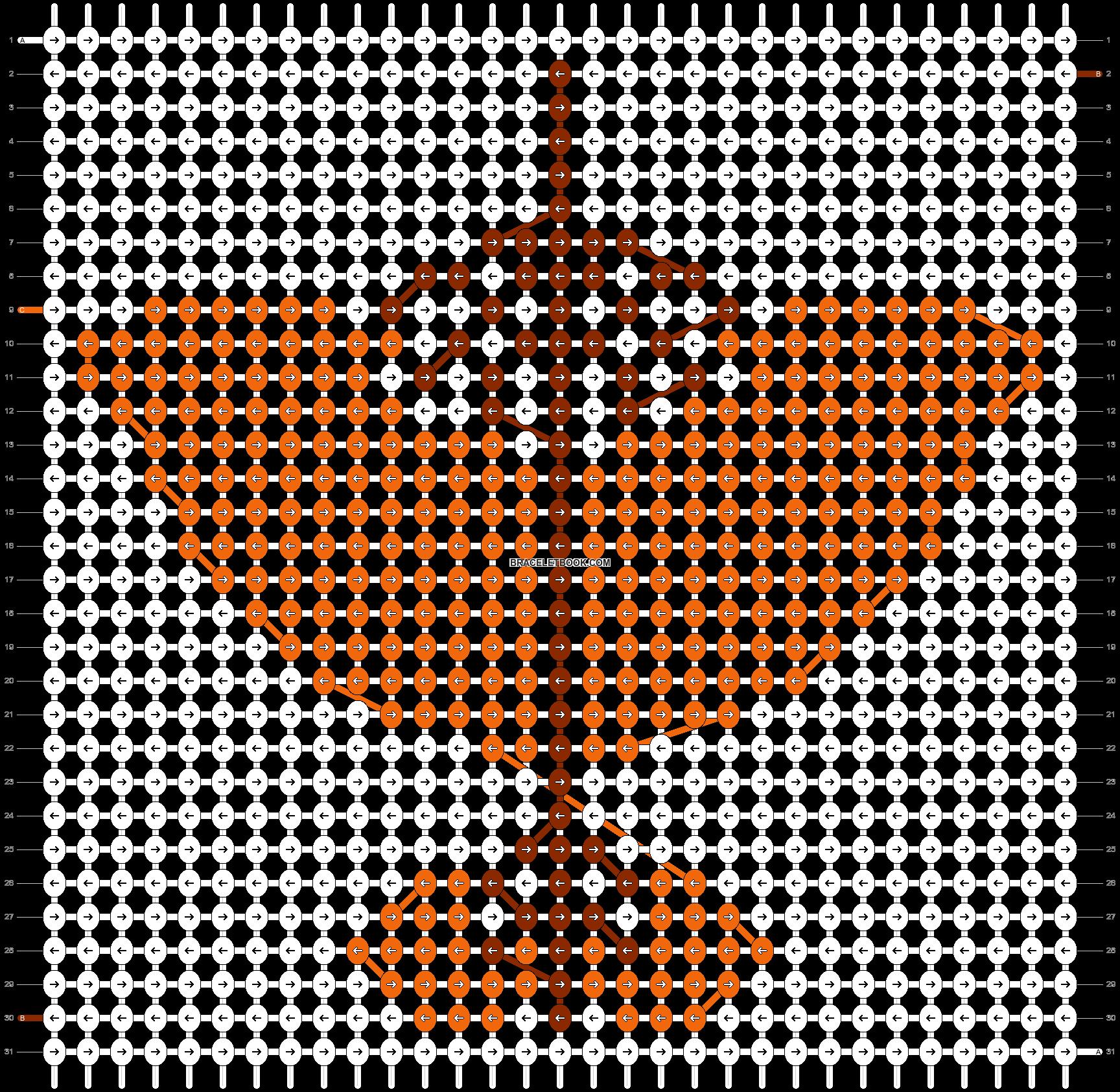 Alpha pattern #86362 pattern